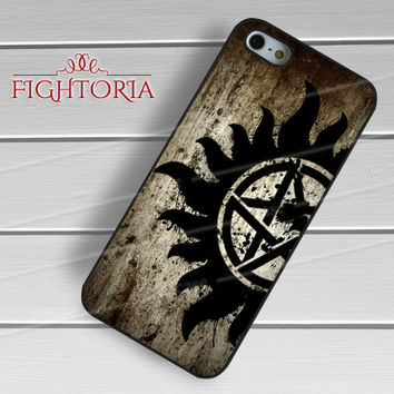 Supernatural Anti-Possession - zFzF for  iPhone 6S case, iPhone 5s case, iPhone 6 case, iPhone 4S, Samsung S6 Edge