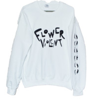 ToastyCo. Clothing! Cute Clothing that comes with free skittles!— Kitty Pryde - Flower Violent