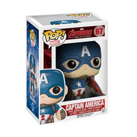 Captain America Avengers 2 Age of Ultron POP! Marvel #67 Vinyl Bobble-Head