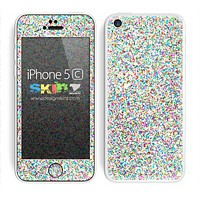 The Colorful Small Sprinkles Skin For The iPhone 5c