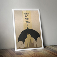 Retro Batman Print