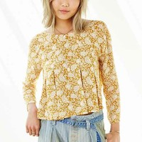 Kimchi Blue Canyon Popover Top