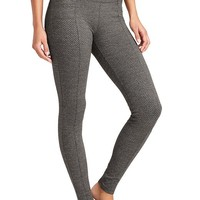 Athleta Womens Criss Cross High Waisted Metro Legging