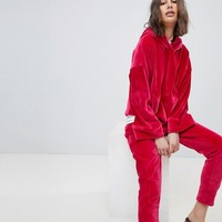 Free People Cherry Jogger at asos.com