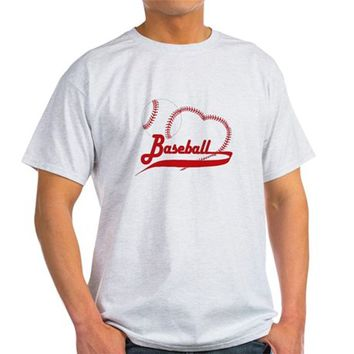 Baseball Love Light T-Shirt