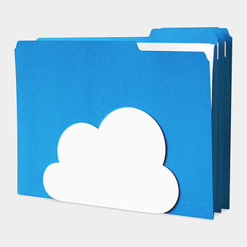 Cloud File Holder