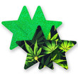 Nippies® High Society Pot Leaf Star Pasties