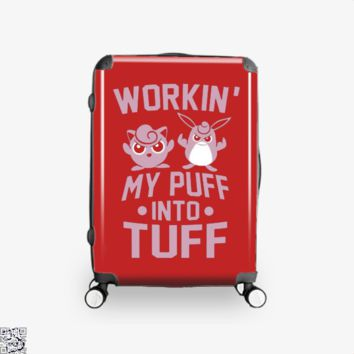 Workin' My Puff Into Tuff, Pokemon Suitcase