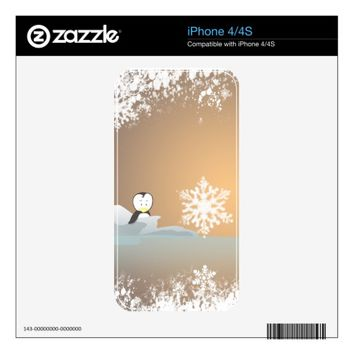 Christmas Skin For iPhone 4S