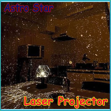 Astrostar Cosmos Laser Projector Light Lamp