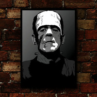 Frankenstein Alternative Movie Poster