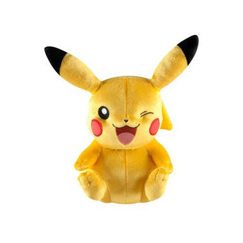 "Pokemon 20th Anniversary Pikachu Exclusive 8"" Plush"