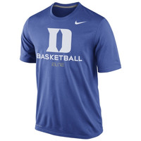 Duke Blue Devils Nike Basketball Practice Dri-FIT T-Shirt – Duke Blue