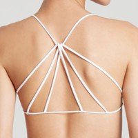 Free People Bra - Strappy Back | Bloomingdales's