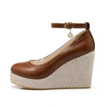 Casual Spring Wedge