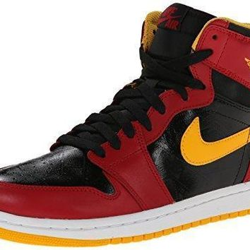 Nike Air Jordan 1 Retro High OG Mens Basketball Shoes 555088-017 Black 8 M US