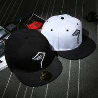 Hats Stylish Korean Couple Baseball Cap [9730953667]
