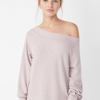 Out From Under Lyssa Off-The-Shoulder Sweater | Urban Outfitters
