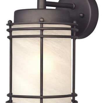 Parksville One-Light Outdoor Wall Lantern
