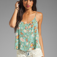 MINKPINK Notebook Cami in Multi from REVOLVEclothing.com