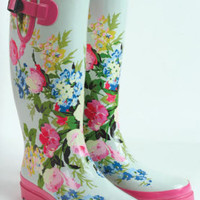 Victorian trading Co. - www.victoriantradingco.com - May Day Wellies