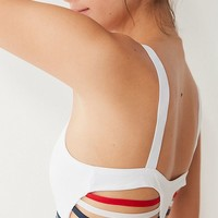Tommy Hilfiger Strappy Scoop Neck Bra | Urban Outfitters
