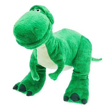 Disney Toy Story 4 Rex Medium Plush New with Tags
