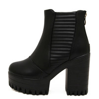 Boots - Breakup - Booties - Shoes - Women - Modekungen