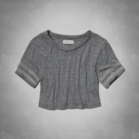 Kendell Cropped Tee