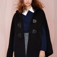 Nasty Gal Reese Cape