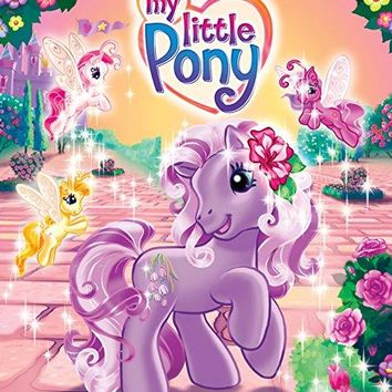 Various - My Little Pony Classic Movie Collection: (Princess Promenade / Dancing In The Clouds / Runaway Rainbow & Friends Are Never Far Away)