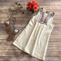Sunny Day Chic in Ivory