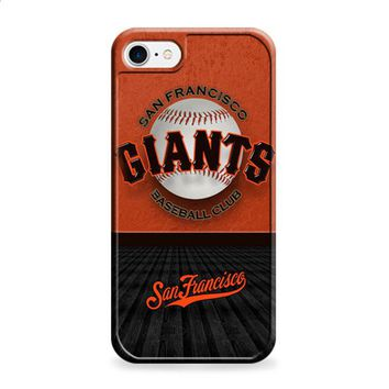 San Francisco Giants Baseball Club iPhone 6 | iPhone 6S case