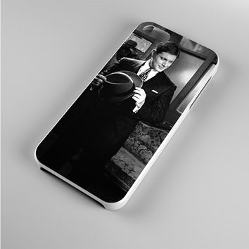 Jensen Ackles Dean Winchester BW Iphone 5s Case