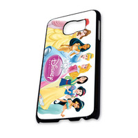 Walt Disney Princess (Ariel Little Mermaid Snow White) Samsung Galaxy S6 Case