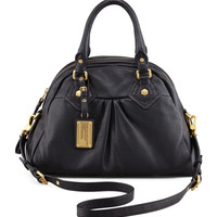 Classic Q Baby Aiden Satchel Bag, Black - MARC by Marc Jacobs