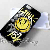 Blink 182 Smile Logo iPhone Case And Samsung Galaxy Case