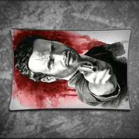 Unique Pillow Cover - Rick Grimes The Walking Dead - Suitable For Any Age, Soft, Comfortable, Stylish