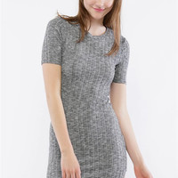 My Dress T-Shirt Ribbed Dress- FINAL SALE