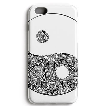 Ornate Yin Yang Spiritual Phone Case