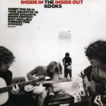 Album INSIDE IN INSIDE OUT by KOOKS on CDandLP