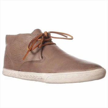 Frye Mindy Chukka High-Top Sneaker - Grey