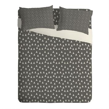 Gabi In Flight Gray Sheet Set Lightweight