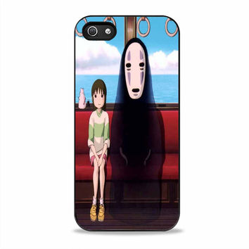 Spirited Away cartoon Iphone 5S Cases