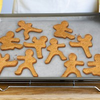 Fred & Friends Ninjabread Men Cookie Cutters