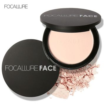 Professional Face Makeup Two-Color Bronzer & Highlighter Powder Trimming Powder