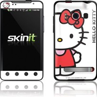 Hello Kitty Classic White EVO 4G Skin