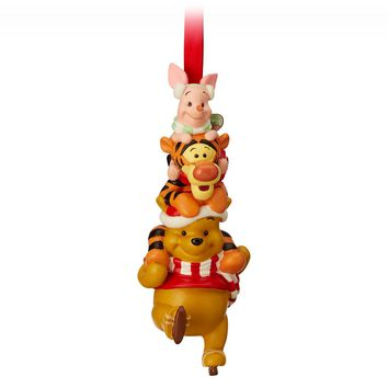 Disney 2018 Winnie the Pooh and Pals Sketchbook Ornament New with Tags