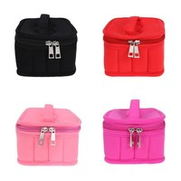 16 Bottle Essential Oil Bag Carrying Case