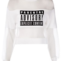 Alexander Wang Graphic Sweater
